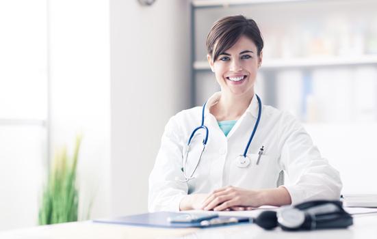 Professionnelle de santé exerçant en libéral