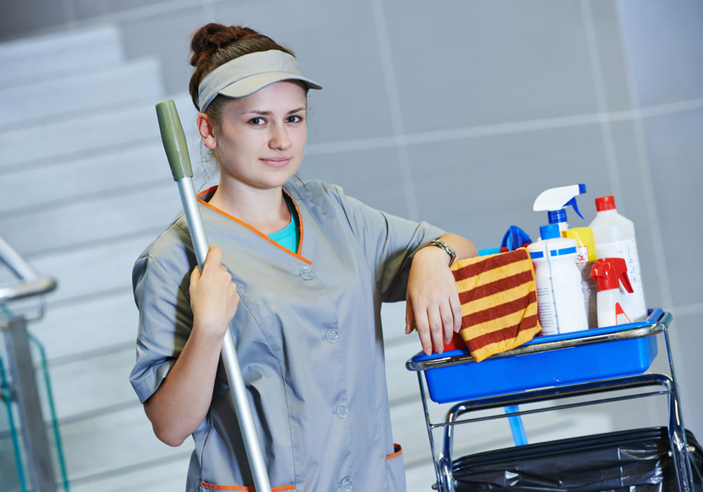 Emma, agent hospitalier