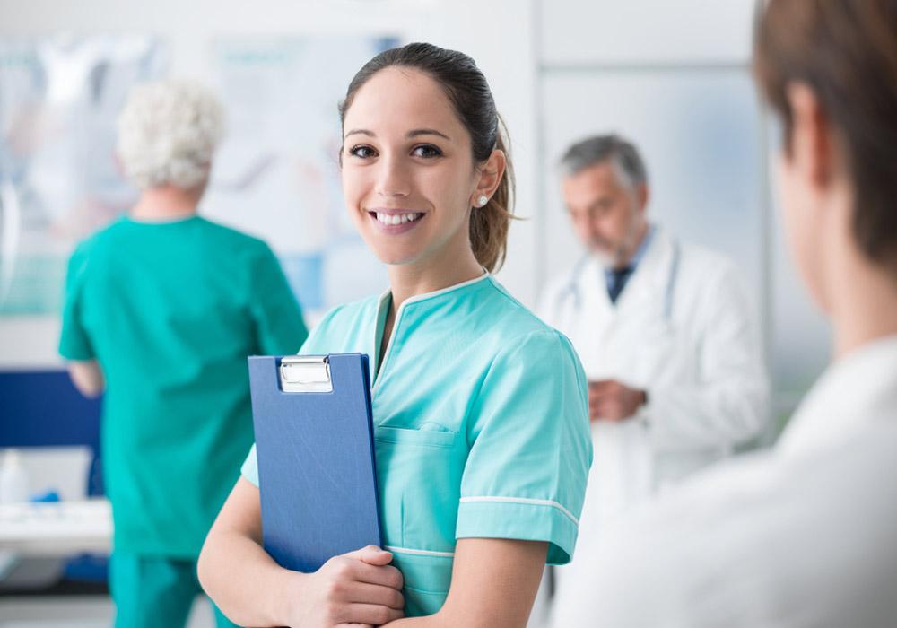 Juliette, étudiante infirmière