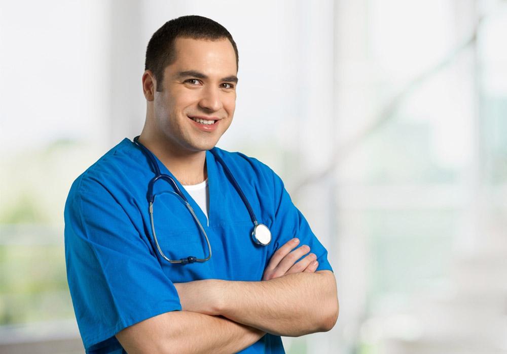 Karim, praticien hospitalier