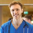 Portrait de Lucas, étudiant en médecine