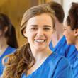 Portrait de Marie, jeune diplômée en médecine