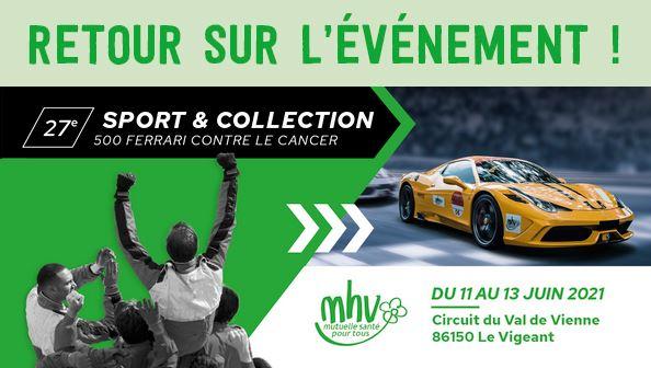 Evenement sport et collection au Vigeant.